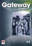 Gateway - Advanced (C1): Учебна тетрадка по английски език Second Edition -