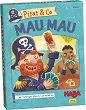 Pirates and Co: Mau Mau - Детска състезателна игра с карти -