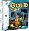Златна мина - Детска логическа игра с магнити -