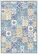 Декупажна хартия - Цветни плочки - Формат А3 -