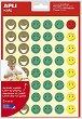 Самозалепващи стикери - Емотикони - Комплект от 144 броя -