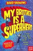 My brother is a superhero - David Solomons - книга