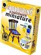 """Декорирай мебел за къща за кукли - Стол - Творчески комплект от серията """"Colouring a Paintwork Miniature"""" -"""