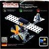 """Самолет - Метален конструктор със соларно задвижване от серията """"Tronico: Silver"""" -"""