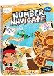 Джейк и пиратите от Невърленд: Навигация с числа - Детска състезателна игра -