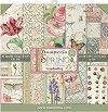 Хартии за скрапбукинг - Пролет - Комплект от 10 броя