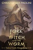 The Fork, the Witch and the Worm - Christopher Paolini - книга