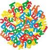 Магнитни малки букви - Английската азбука -