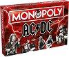 Монополи - AC/DC - Семейна бизнес игра на английски език -