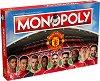 Монополи - ФК Манчестър Юнайтед - Семейна бизнес игра на английски език -
