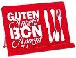Метална поставка за книга - Bon Apetit -