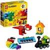 LEGO: Classic - Bricks and Ideas - Детски конструктор в кутия -