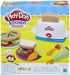 """Тостер - Творчески комплект с моделин от серията """"Play-Doh: Kitchen"""" -"""