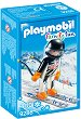 """Скиор - Фигура с аксесоари от серията """"Playmobil: Family Fun"""" -"""
