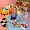 Поздравителна картичка - Кухнята на Госпожа Черешова -