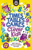 Brain Games: Times Tables Games for Clever Kids - Gareth Moore -