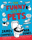 The Funny Life of Pets - James Campbell - книга