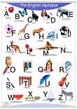 Учебно табло: The English Alphabet -