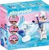 """Принцеса Леден кристал - Детски конструктор от серията """"Playmobil: Magic"""" -"""