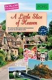 A Little Slice of Heaven - ниво A1 - A2 : Разкази в илюстрации - Доминик Бътлър - учебник