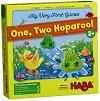 Едно, две и хоп - Детска игра -