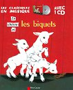 La chevre et les biquets - Paul Francois -