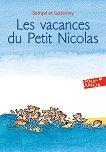 Les vacances du Petit Nicolas - Rene Goscinny, Jean-Jacques Sempe -