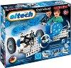 """Механизми със зъбни колела - Детски метален конструктор от серията """"Eitech: Classic"""" -"""