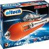 """Космическа совалка - Delux - Детски метален конструктор от серията """"Eitech: Professional"""" -"""