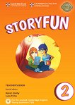 Storyfun - ниво 2: Книга за учителя по английски език Second Edition - книга за учителя