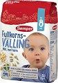 Semper - Млечен пълнозърнест велинг с овес - Опаковка от 725 g за бебета над 8 месеца -