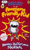 Diary of an Awesome Friendly Kid: Rowley Jefferson's Journal - Jeff Kinney -