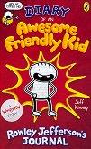 Diary of an Awesome Friendly Kid: Rowley Jefferson's Journal - Jeff Kinney - книга