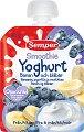 Semper - Смути йогурт, банан и боровинки - Опаковка от 90 g за бебета над 6 месеца -