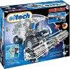 """Стопански машини - 2 в 1 - Детски метален конструктор от серията """"Eitech: Professional"""" -"""