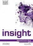 Insight - Advanced: Книга за учителя по английски език + DVD-ROM - Christina de la Mare - учебник