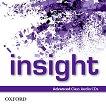 Insight - Advanced: 3 CD с аудиоматериали по английски език -