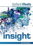 Insight - Pre-Intermediate: Itools DVD-ROM с материали за учителя по английски език -