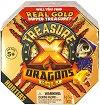 Treasure X: Dragons Gold - Комплект фигура изненада и аксесоари -