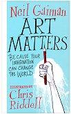 Art Matters - Neil Gaiman -
