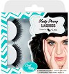 Eylure Cool Kitty by Katy Perry - Мигли от естествен косъм в комплект с лепило -