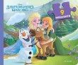 Книжка с пъзели: Замръзналото кралство -