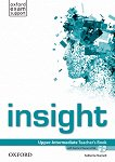 Insight - Upper-Intermediate: Книга за учителя по английски език + DVD-ROM - Katherine Stannett -