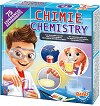 Химическа лаборатория - Образователен комплект с 75 експеримента -
