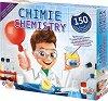 Химическа лаборатория - Образователен комплект с 150 експеримента -