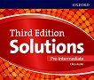 Solutions - Pre-Intermediate: CD с аудиоматериали по английски език : Third Edition - Tim Falla, Paul A. Davies -