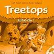 Treetops - ниво 1: 2 CD с аудиоматериали по английски език -