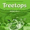 Treetops - ниво 2: 2 CD с аудиоматериали по английски език -