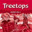 Treetops - ниво 4: 2 CD с аудиоматериали по английски език - Sarah Howell, Lisa Kester-Dodgson -