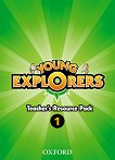 Young Explorers - ниво 1: Комплект материали за учителя - Charlotte Covill, Mary Charrington, Paul Shipton -